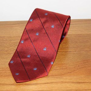 Brooks Brothers Red Silk Tie